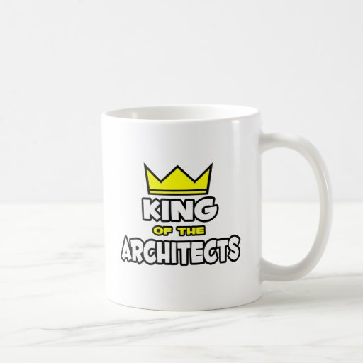 King of the Architects Coffee Mug