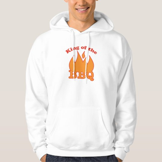 King Of The BBQ Hoodie
