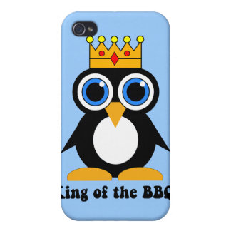 king of the bbq cover for iPhone 4