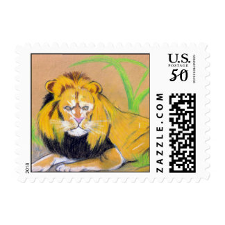 King of the Beasts Postage