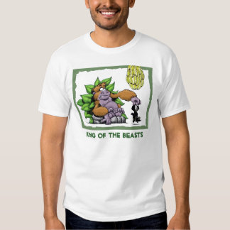 King of the Beasts Tee Shirt