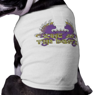 King of the Beats Pet Clothes