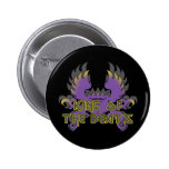 King of the Beats Pinback Buttons