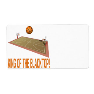 King Of The Blacktop Label