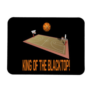 King Of The Blacktop Magnet