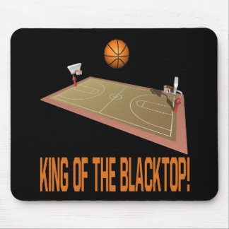 King Of The Blacktop Mouse Pad