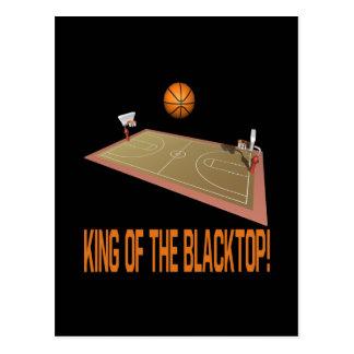 King Of The Blacktop Postcard