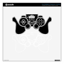 King of the Bullies, #Bullies Decal For PS3 Controller