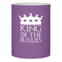 King of the Bullies, #Bullies Flameless Candle
