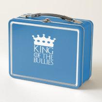 King of the Bullies, #Bullies Metal Lunch Box