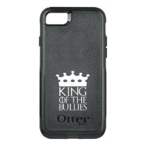 King of the Bullies, #Bullies OtterBox Commuter iPhone 8/7 Case