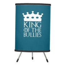 King of the Bullies, #Bullies Tripod Lamp