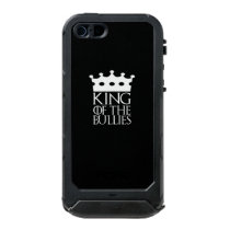 King of the Bullies, #Bullies Waterproof Case For iPhone SE/5/5s
