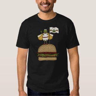 King Of The Burger T Shirts