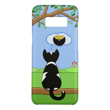 cloudsendgallery King of the Castle Case-Mate Samsung Galaxy S8 Case