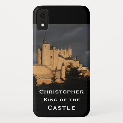 King of the Castle Casemate iPhone XR, XS, XS Max iPhone XR Case