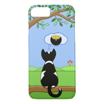 cloudsendgallery King of the Castle iPhone 7 Case
