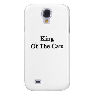 King Of The Cats Galaxy S4 Cover