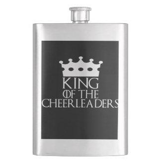 King of the Cheerleaders, #Cheerleaders Flask