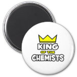 King of the Chemists Magnet