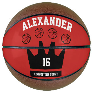 King of the Court Basketball