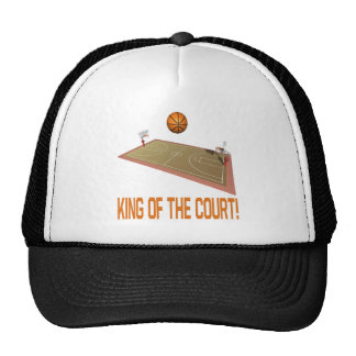 King Of The Court Trucker Hat