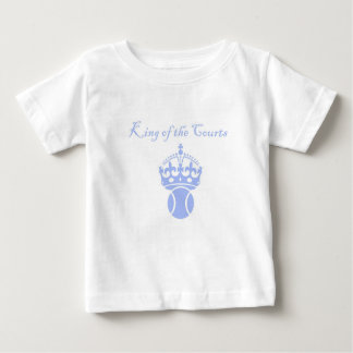 King of the Courts Baby T-Shirt