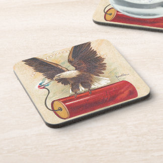 King of the Day Drink Coasters