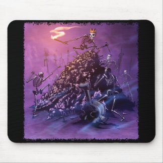 King of the Dead Mouse Pad