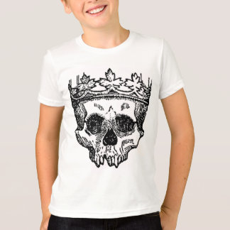 King Of The Dead, Skull and Crown T-Shirt