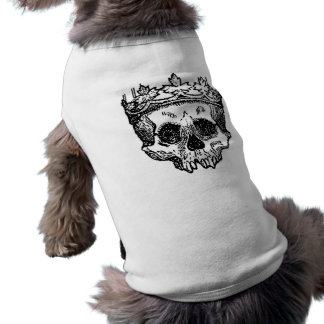 King Of The Dead, Skull and Crown Tee