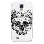 King of the Dead Skull Galaxy S4 Covers