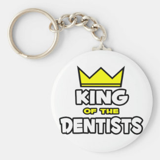 King of the Dentists Keychain