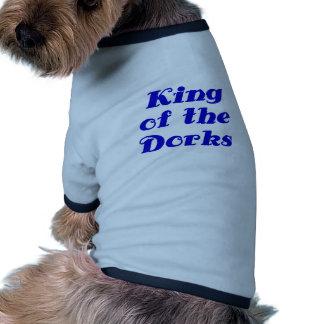 King of the Dorks Doggie Shirt