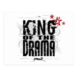 King of the Drama Post Cards