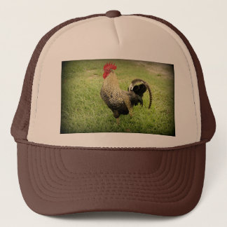 King of the Farm Trucker Hat
