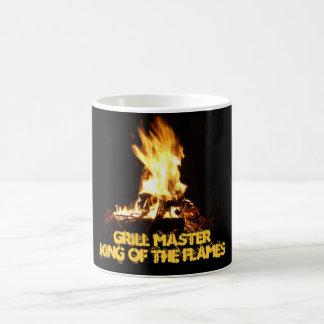King of the Flames Coffee Mug