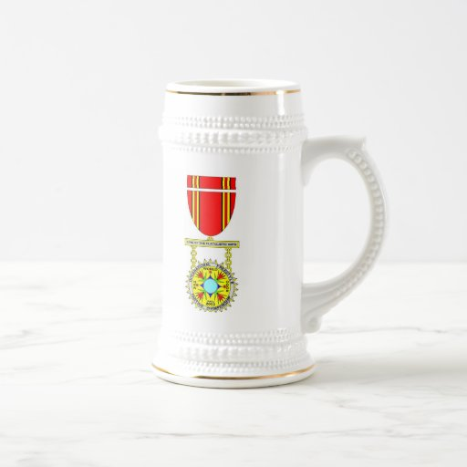 KING OF THE FLATULISTIC ARTS 18 OZ BEER STEIN