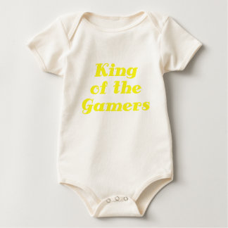 King of the Gamers Baby Bodysuit