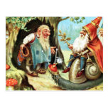King of the Gnomes Postcard