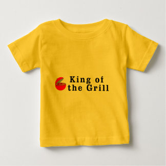 King of the Grill Baby T-Shirt
