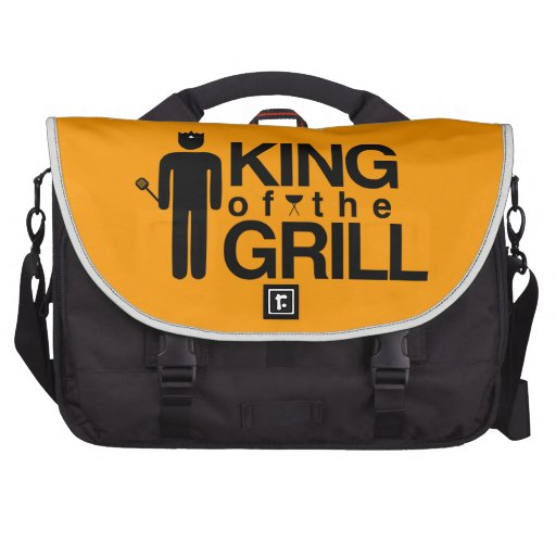 King of the Grill Bag For Laptop