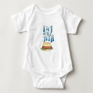King Of The Grill Burger T-shirt