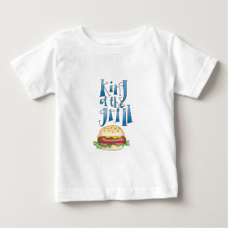 King Of The Grill Burger Tshirts