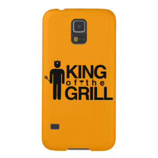 King of the Grill Case For Galaxy S5