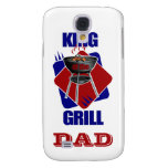 King of the Grill Cookout Samsung Galaxy S4 Covers