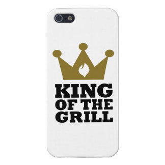 King of the grill crown cover for iPhone SE/5/5s