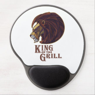 King of the Grill Gel Mouse Pad