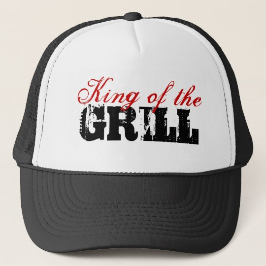 King of the grill hat