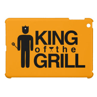 King of the Grill iPad Mini Cases
